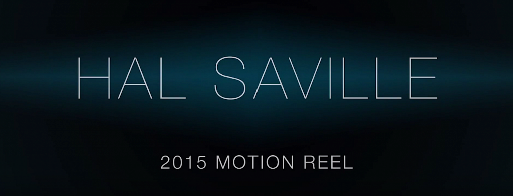 UI Motion Reel 2015